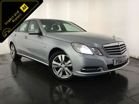 2011 MERCEDES E220 SE EDITION CDI DIESEL 1 OWNER SERVICE HISTORY FINANCE PX