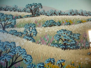 "Signed Serigraph by Louise Dandurand ""Celebration of Summer"" Stratford Kitchener Area image 4"
