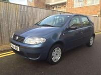 FIAT PUNTO 1.2 LHD LEFT HAND DRIVE UK REGISTERED 2004 54 REG ONLY 71K
