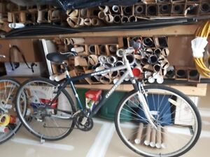 CARRERA ESCAPE SHIMANO HYBRID BIKES FOR SALE