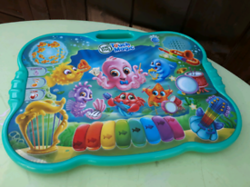 Leap Frog Touch Magic Piano UNDER THE SEA THEME