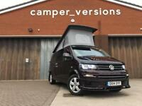 Volkswagen T5 Transporter Campervan 2014   140PS   LWB   SAT NAV   64k miles