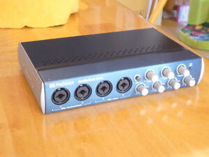 Carte de sons Presonus Audiobox 44VSL