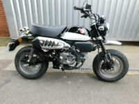 Honda Z 125 MA-K Monkey bike 2020, pre-registered