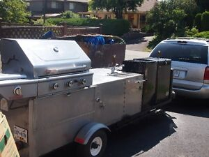 TURN KEYOPERATION VERY NICE MOBILE FOOD CART EXCELLENT CONDITION