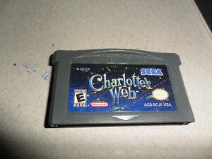 Nintendo DS game boy games topspin2,unfabulous,charlotte's web Windsor Region Ontario image 3
