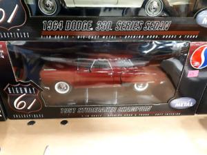 Highway 61 1954 Studebaker Champion 1:18 diecast