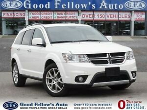 2015 Dodge Journey R/T MODEL, AWD, 7 PASSENGER, LEATHER SEATS