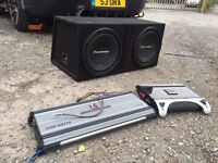 2000 watts amplifir