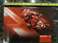 DUCATI 2005 MOTORCYCLE BROCHURE CATALOG