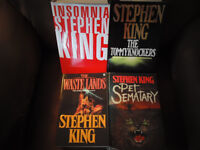 Hardcover Stephen King Books