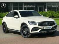 2021 Mercedes-Benz GLC COUPE GLC 43 4Matic Premium plus 5dr TCT Auto Estate Petr