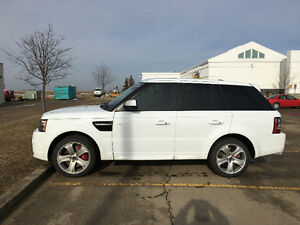2013 Range Rover Sport Supercharged