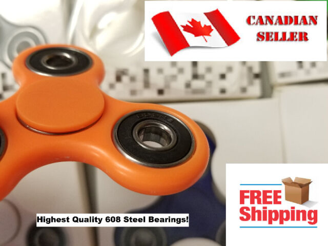 100% High Quality Real Fidget Spinner - Free Shipping Across Can