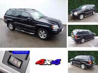 2005 Jeep Grand Cherokee 4.0 Limited Station Wagon 4x4 5dr