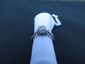 Lady's Diamond Ring For Sale (Brand New)