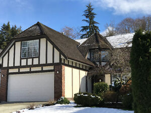 Beautiful Tudor Style House For Rent!!