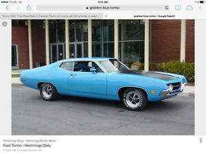 Wanted: 1970 or 71 Torino Cobra