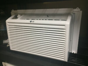 LG 5000 BTU Compact Window-Mounted Air Conditioner - SOLD PPU