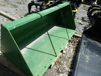 "John Deere 400 500 series high volume 78""  bucket"