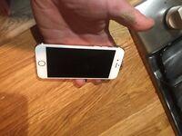 I phone 6s. ( locked spares / repairs )