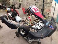 Gillard go kart quad bike swap