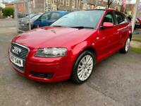 2007 Audi A3 2.0 TDi SE 5dr S Tronic*PANORAMIC SUNROOF*LEATHER*HEATED SEATS**PLU