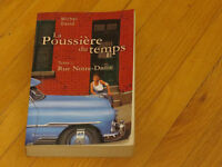 livre roman  RUE NOTRE DAME TOME 2/littérature auteur