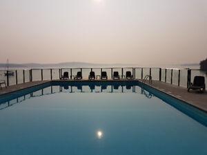 Starfish Getaway~Ocean Side~Heated Pool~Hot Tub