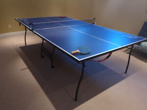 Moving Sale- Like New -Ping Pong table