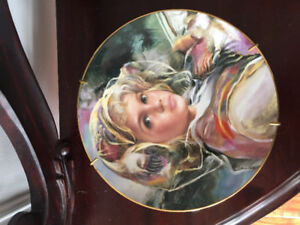 COLLECTOR PLATES. DOULTON, ETC