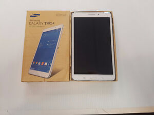"Samsung Galaxy Tab 4 - 8"" - 16gb tablet WiFi"
