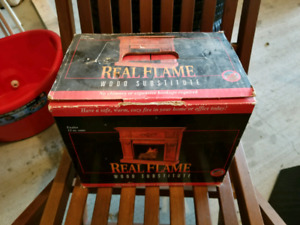 Realflame wood substitute gel cans