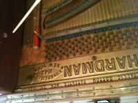 Piano accord tuner tuning Montreal areas 514 206-0449