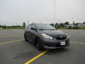 2011 Toyota Matrix - Only 71,000 Kms in Excellent condition