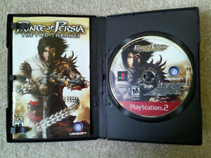 Prince of Persia: The Two Thrones / PS2 London Ontario image 2