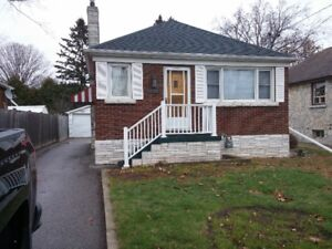 Cobourg house for rent as of February 1, 2018