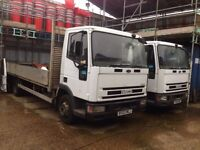 Iveco truck2 for sale is a four-cylinder 2002