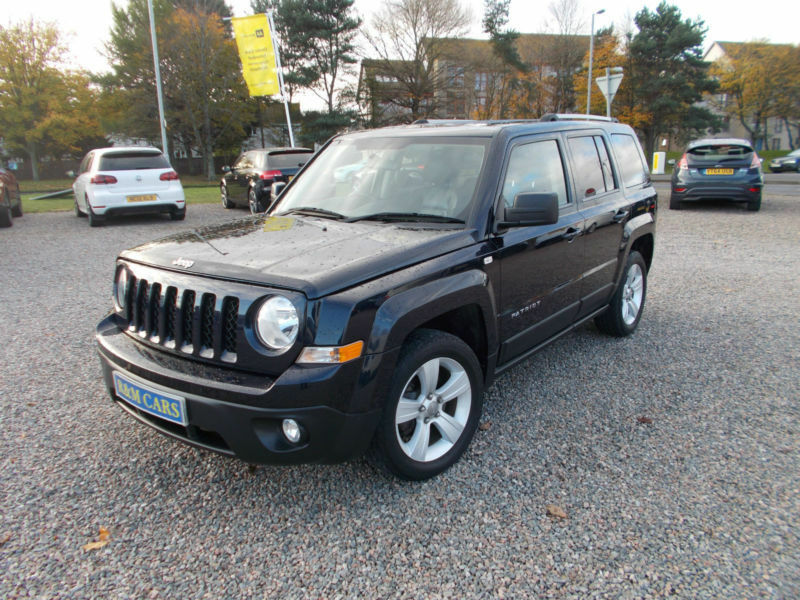 2011 Jeep Patriot 2.2 CRD Limited 4WD