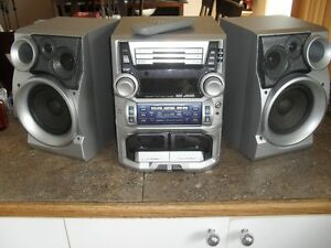 JVC MX-J500 mini stereo system West Island Greater Montréal image 2