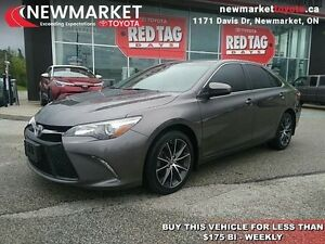 2015 Toyota Camry XSE  - Certified - Navigation -  Heated Seats