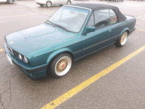 BMW E30 1992 5 SPEED IMPORTED FROM GERMANY