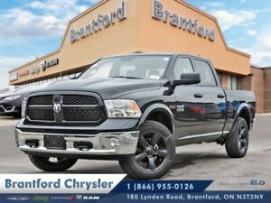 2018 Ram 1500 Outdoorsman  -  Uconnect - $337.58 B/W