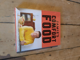 Jamie Oliver comfort food book