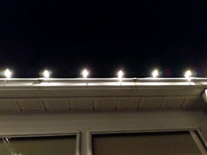 Looking for white string lights (xmas lights)