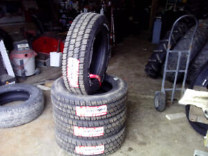 new 225/7019.5 traction tires