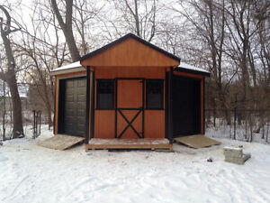 Can quote larger barns and attached garage!!! London Ontario image 7