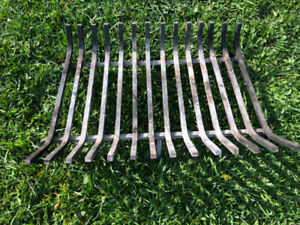 Fireplace grate$25Phone:  780 977 0675
