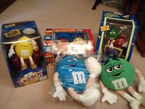M&M collectables