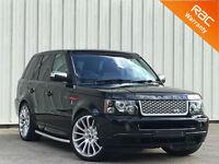 Land Rover Range Rover Sport 2.7TD V6 auto 2006MY HSE
